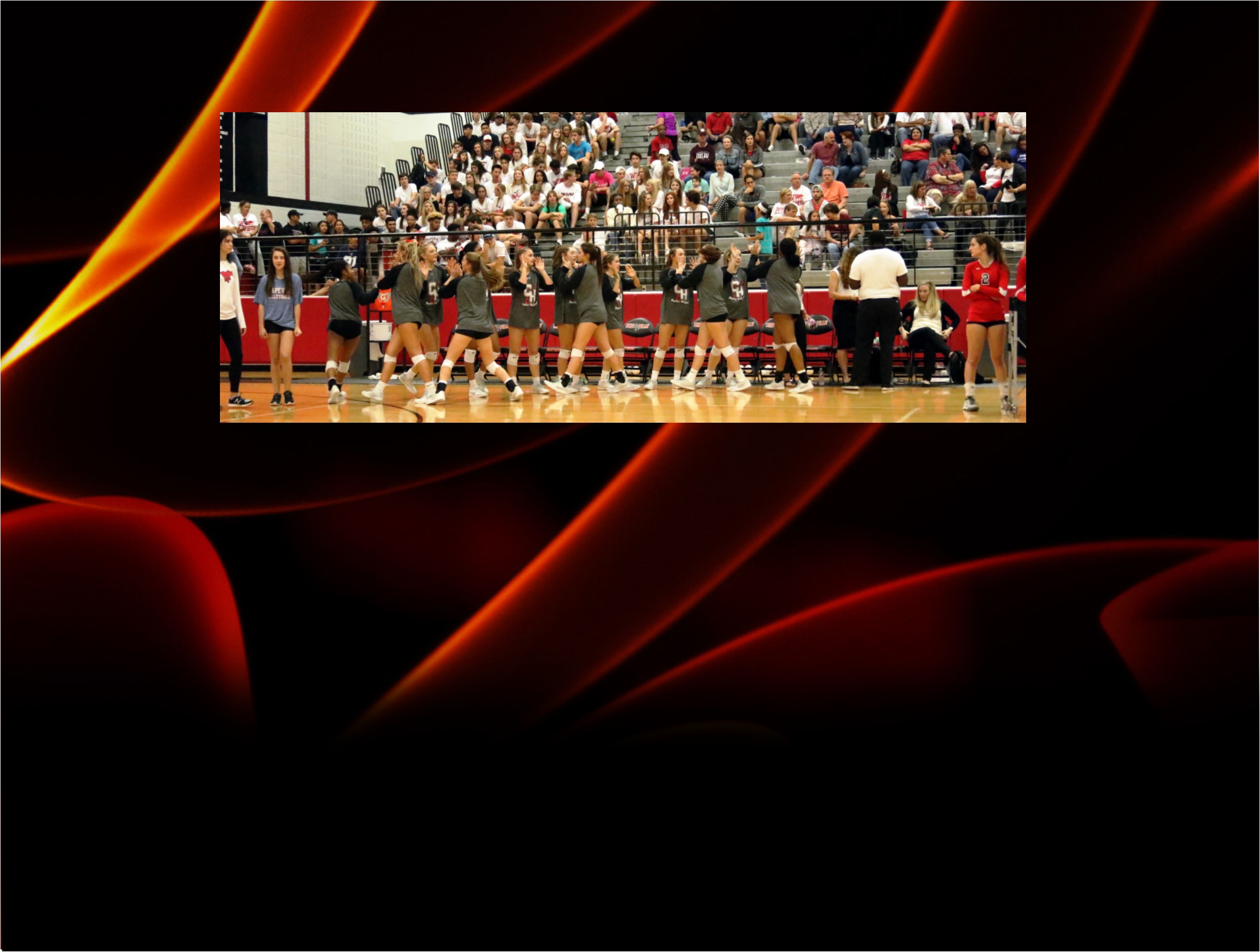 Colleyville Volleyball Clinches District 8-5A Championship