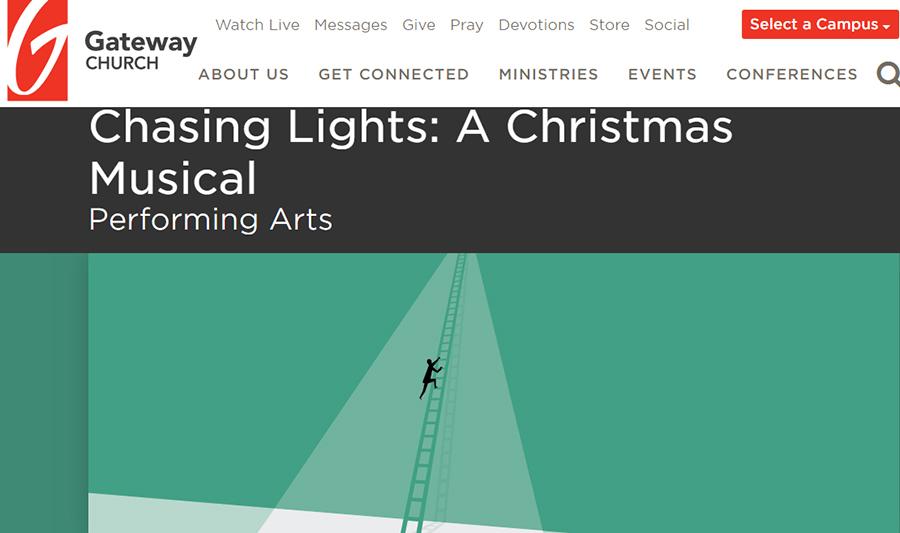 Gateway Church Musical Production