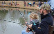 FISHING FOR FUN Keller Town Hall - This Saturday