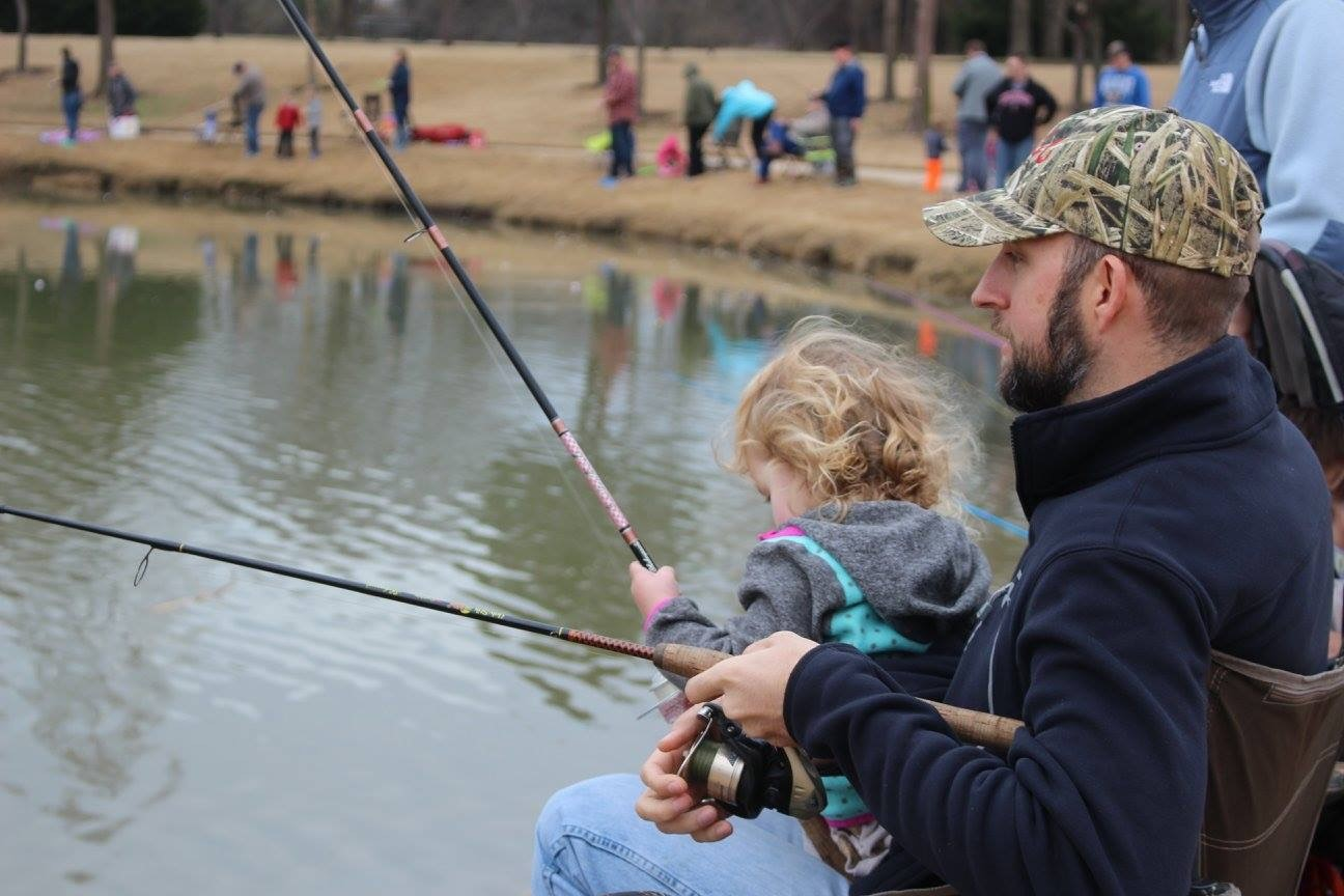 FISHING FOR FUN Keller Town Hall - This Saturday