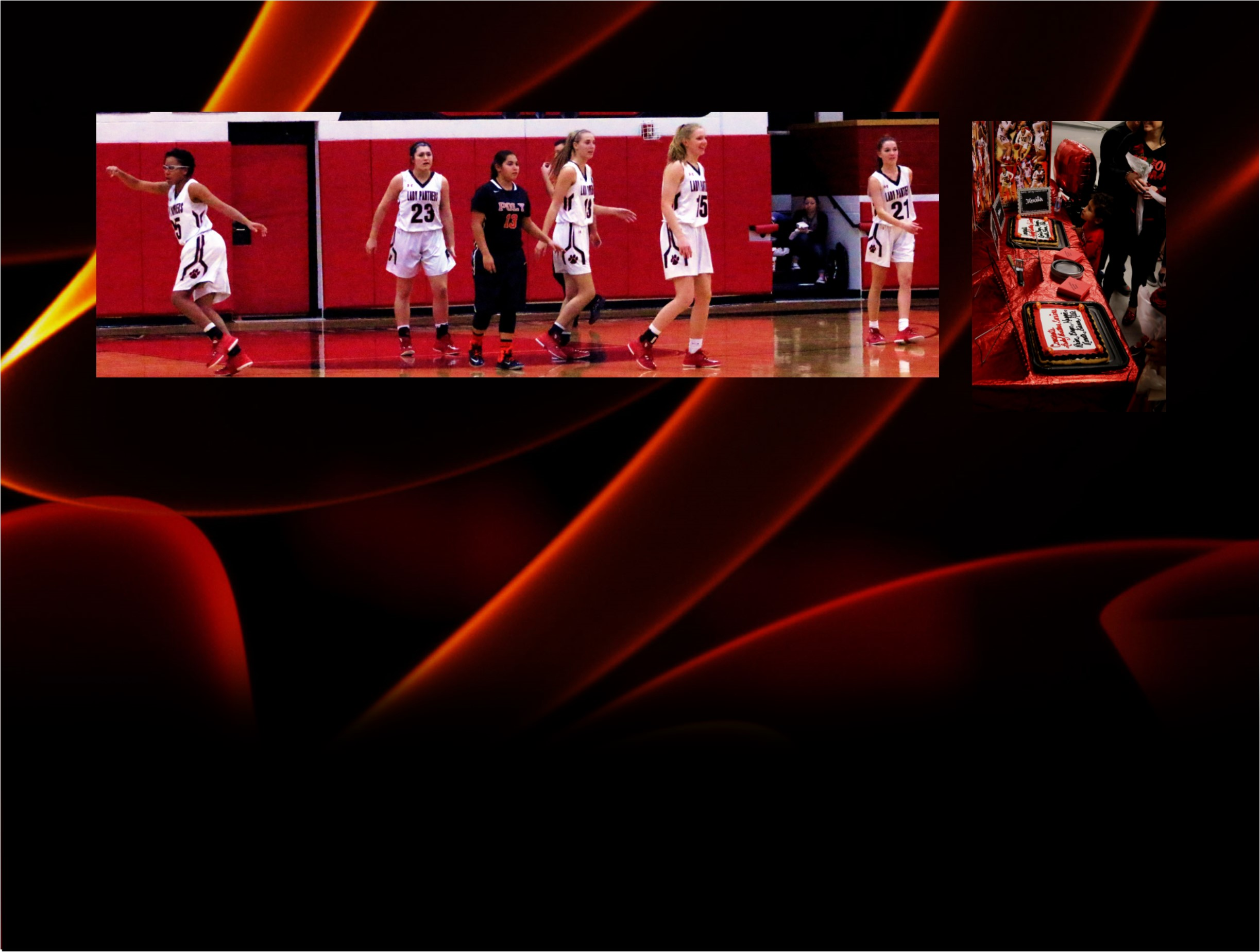 Colleyville Lady Panthers Overwhelm Fort Worth Polytechnic