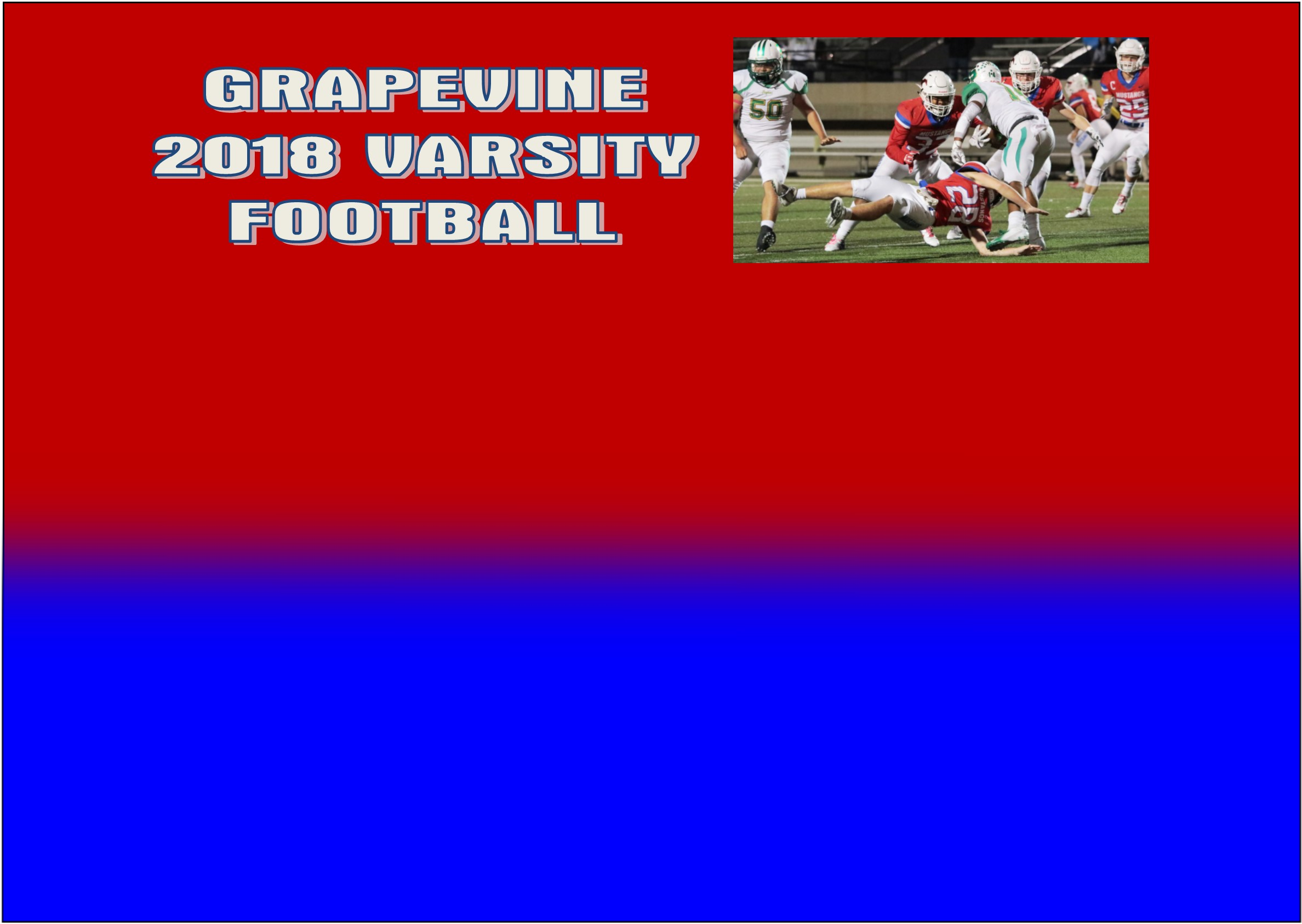 Grapevine Devastates Carrollton Newman Smith in Homecoming Game 56-7