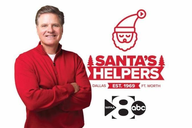 WFAA Santa's Helpers Comes to Colleyville