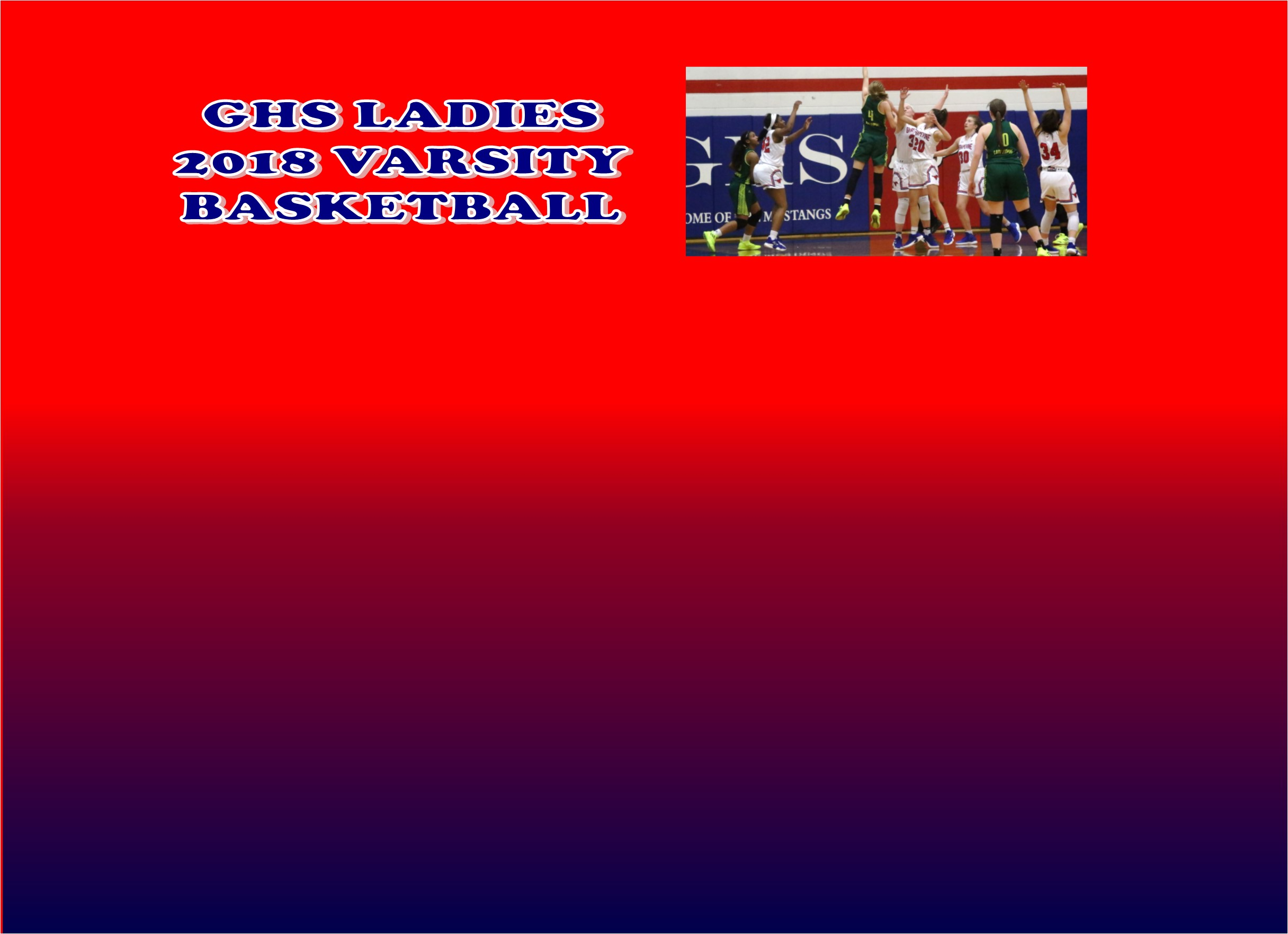 GHS Basketball: Grapevine Lady Mustangs Defeat Birdville Lady Hawks 39-31