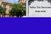 Texas Tax Hike -- Can You Say DEAD on ARRIVAL? WHEW that was close!