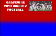 "GCISD Football:  Grapevine Loses the ""Battle of the Red Rail"""