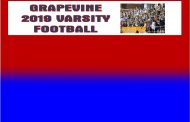 GCISD Football:  Grapevine Mustangs Triumph Over Denton Broncos at Home