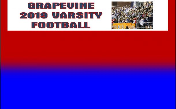 GCISD Football:  Grapevine Mustangs Triumph Over Denton Broncos at Home