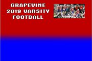 GCISD Football:  Grapevine Mustangs Trample Carrollton Turner Lions in Season Finale 77-0