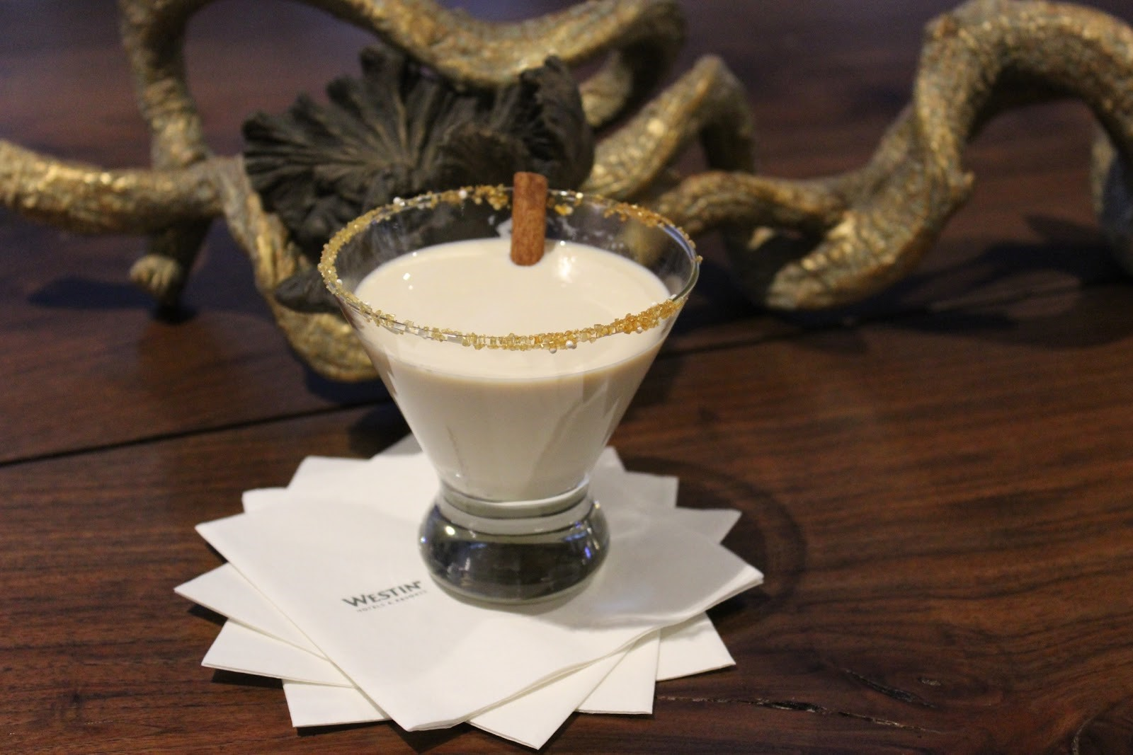 Special Holiday Festive Drinks at Westin DFW Airport Hotel