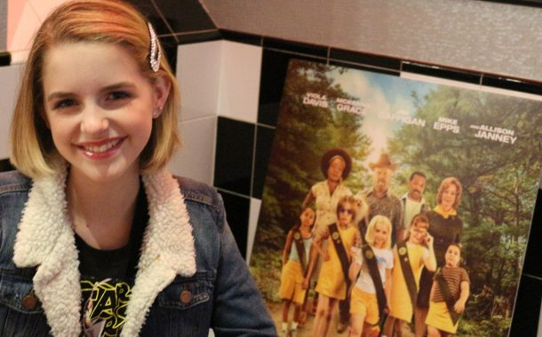 Former Colleyville resident McKenna Grace returns to Grapevine to showcase her new movie on Amazon