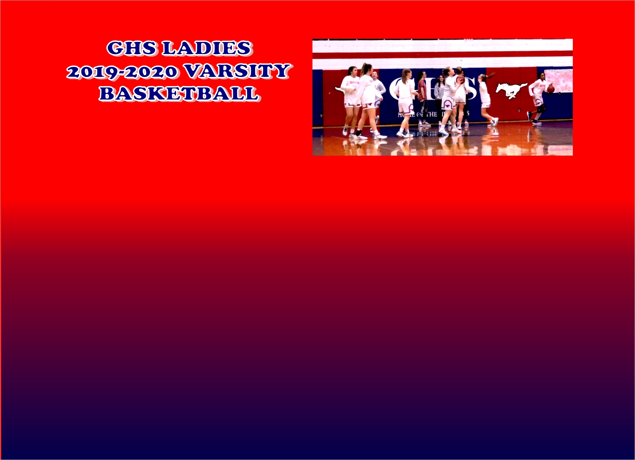 GCISD Basketball: Grapevine Lady Mustangs Defeat Colleyville Lady Panthers