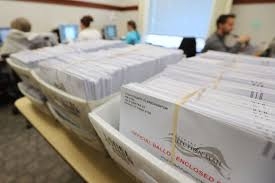 Fifth Circuit Stays Mail In Balloting