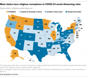 How states stack up on Covid-19 restrictions