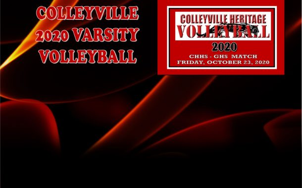 GCISD Volleyball: Colleyville Lady Panthers Fall to Rival Grapevine Lady Mustangs 3-1
