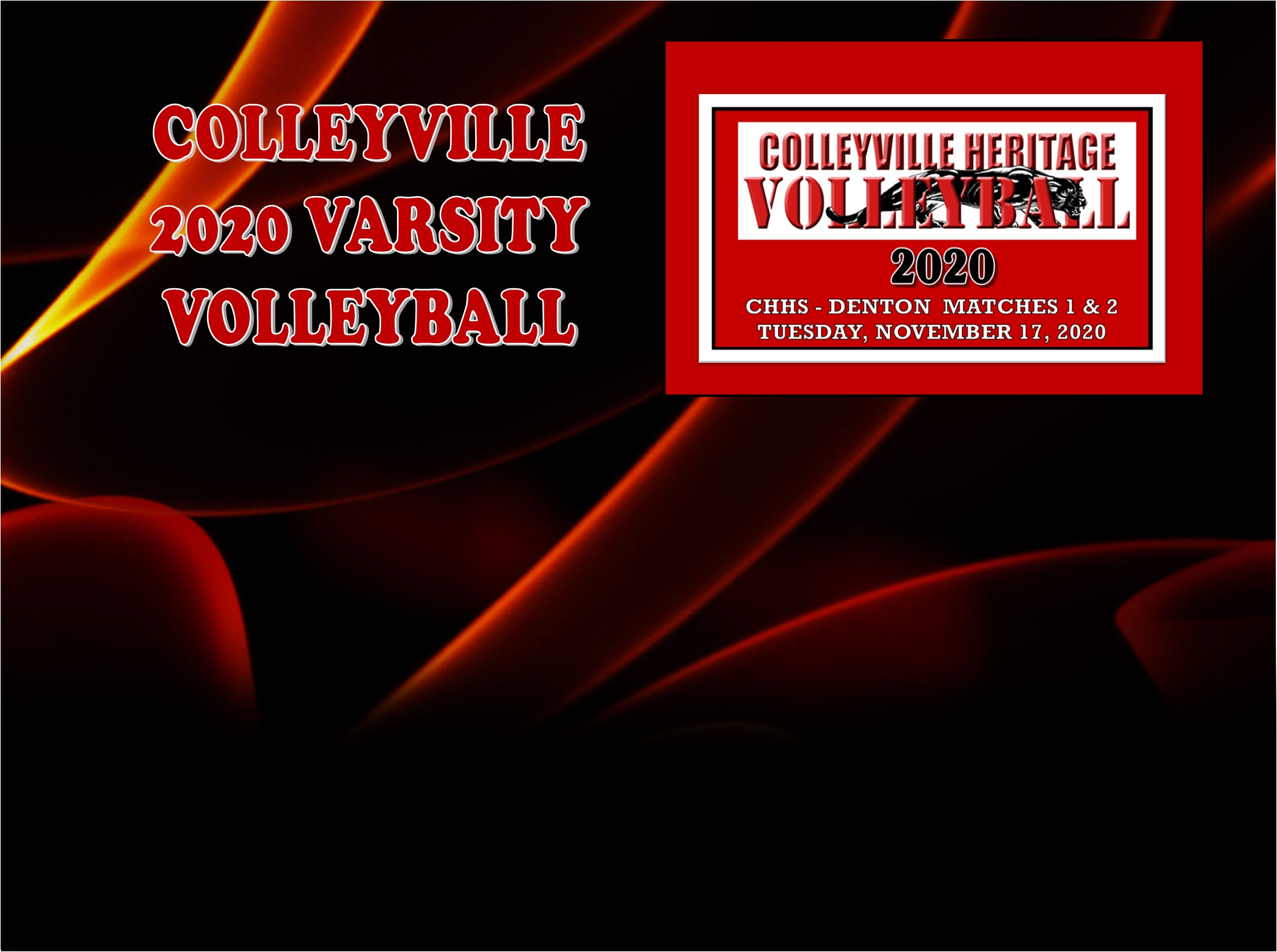 GCISD Volleyball: Colleyville Lady Panthers Split Double Header With Denton Lady Broncos
