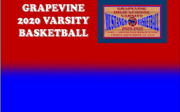 GCISD Basketball: Grapevine Mustangs Beaten By The Arlington Bowie Volunteers 77-48