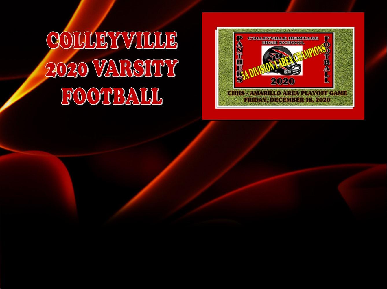 GCISD Football:  Colleyville Heritage Triumphs Over Amarillo Sandies to Win Playoff Area Round Championship 44-25