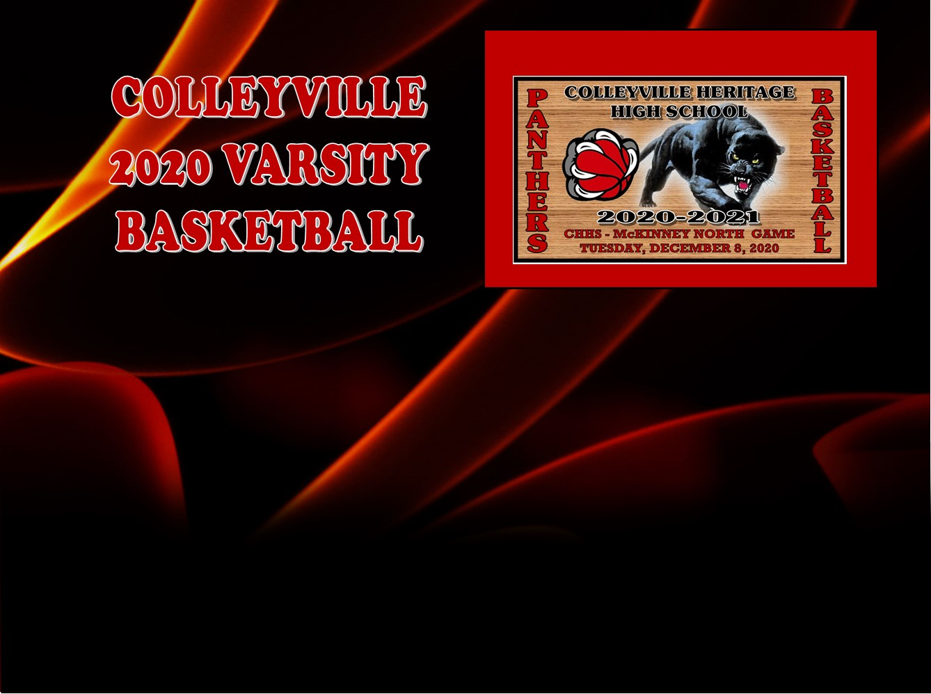 GCISD Basketball: Colleyville Panthers Beaten by McKinney North Bulldogs 46-33
