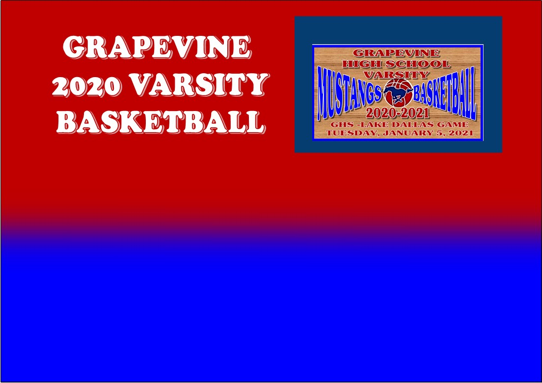 GCISD Basketball: Grapevine Mustangs Breeze Past The Lake Dallas Falcons 69-51