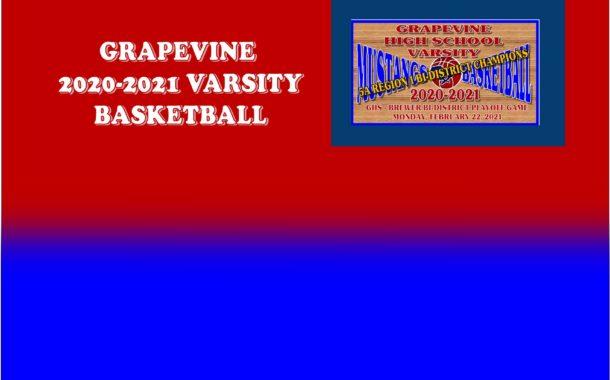 GCISD Basketball: Grapevine Mustangs Shock 1st Seed Brewer Bears 54-46