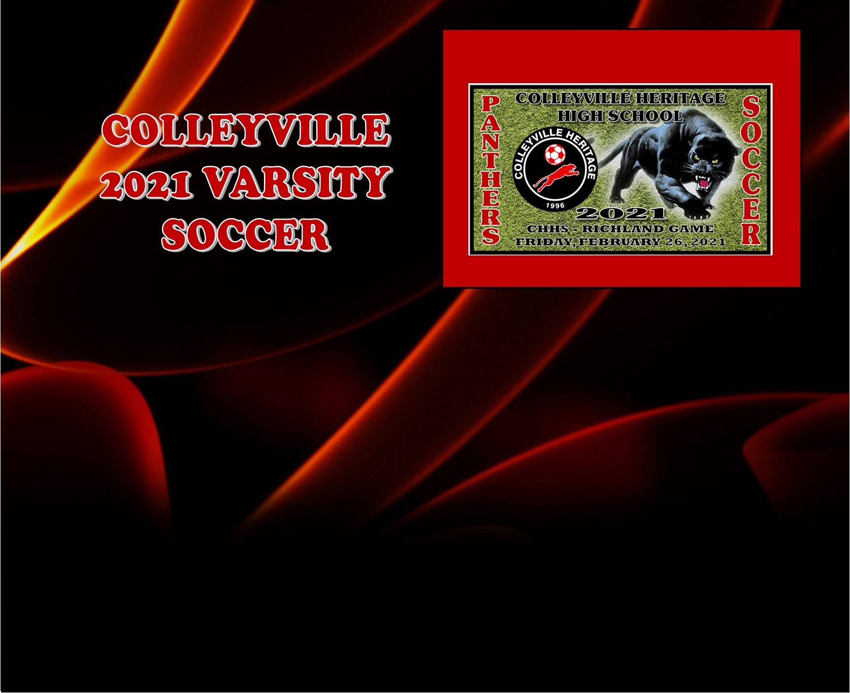 GCISD Soccer: Colleyville Panthers Shutdown Richland Royals 4-0