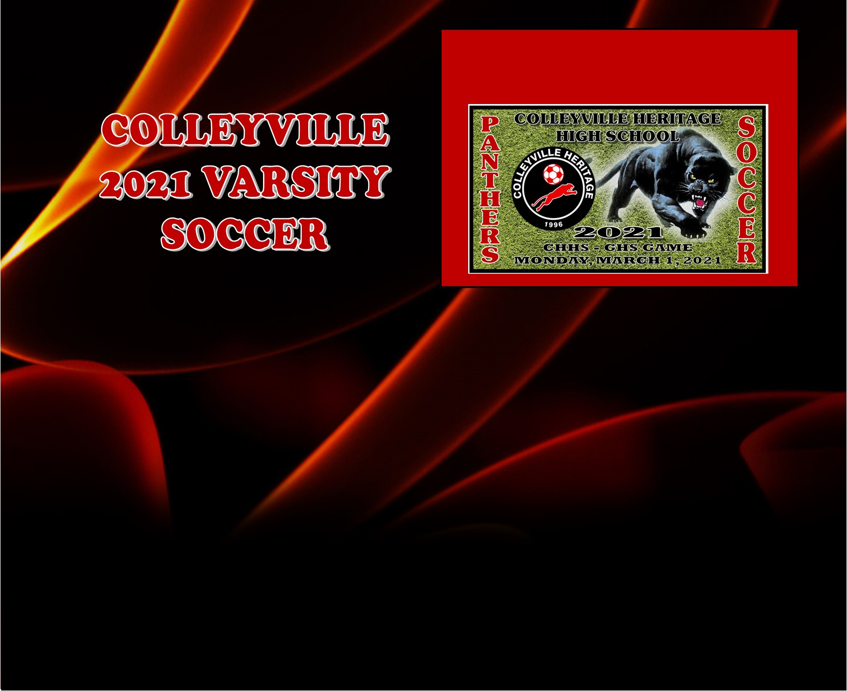 GCISD Soccer: Colleyville Panthers Upset by Rival Grapevine Mustangs 1-2