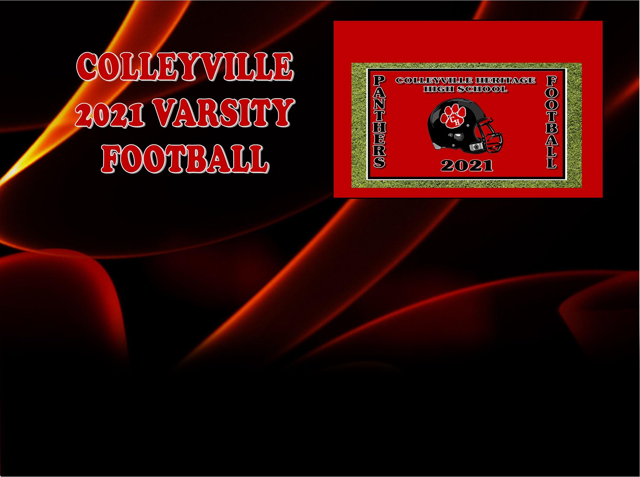 GCISD Football: Colleyville Heritage Varsity Football 2021 Schedule