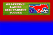 GCISD Ladies Soccer: Grapevine Mustangs Triumph Over Wylie Bulldogs 3-1