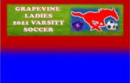 GCISD Ladies Soccer: Grapevine Mustangs Slip Past Wichita Falls Riders 2-1 in Overtime