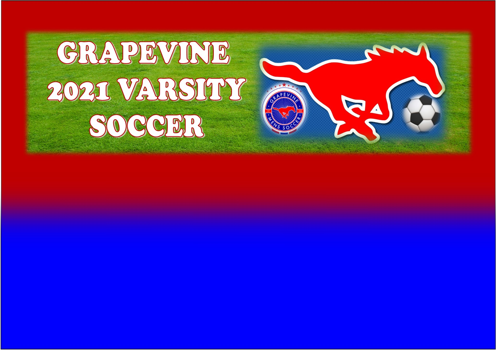 GCISD Soccer: Grapevine Mustangs Overpower Trimble Tech Bulldogs 3-1